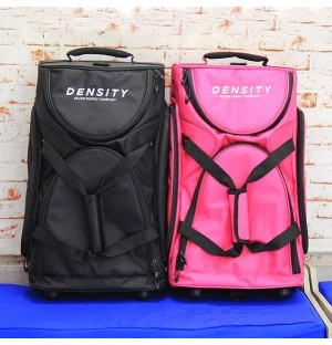 Bolso Density Luxury Negro/Rosado